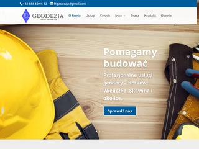 F1 Geodezja - Kraków, Wieliczka, Skawina