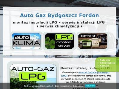 Gaz-auto.bydgoszcz.pl fordon