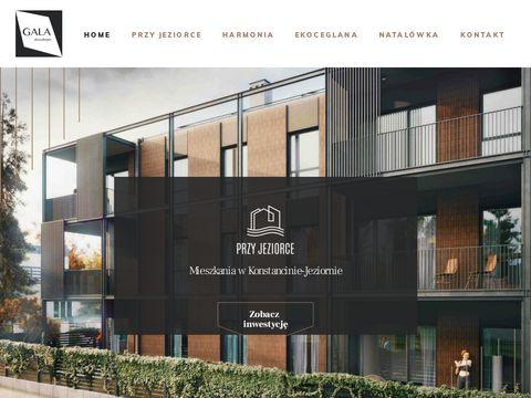 GalaDeweloper - inwestycje Milanówek