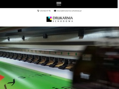 Drukarnia-schodowa.pl naklejki Bielsko