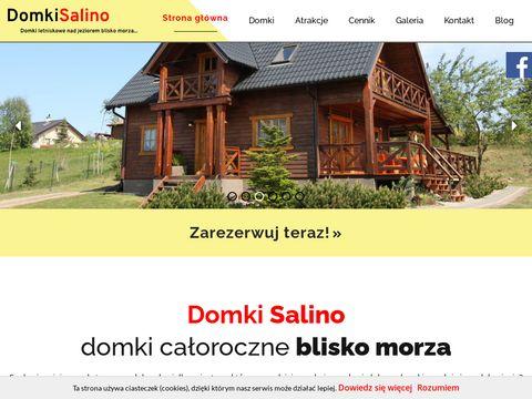 Domeksalino.pl - Morze Bałtyckie noclegi