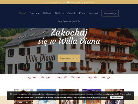 Noclegi i pokoje w Stroniu Śląskim