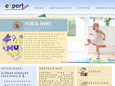 Nauka języka dla dzieci Szczecin