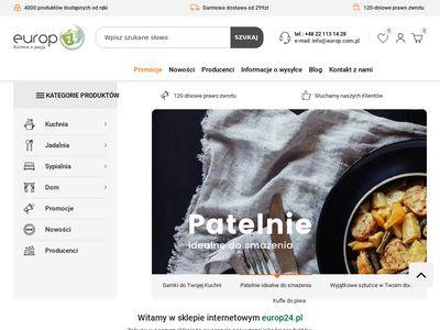 Europ24.pl - sklep internetowy z AGD