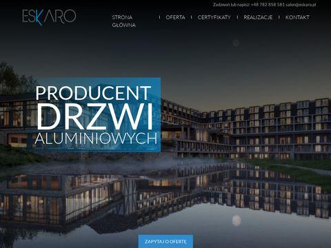 Eskaro.pl automaty do drzwi