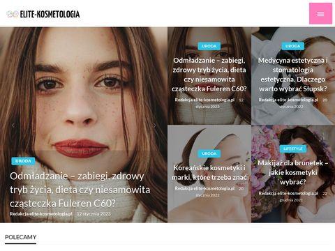 Elite - kosmetologia estetyczna i podologia