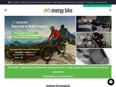Energy-bike.pl sklep z akcesoriami