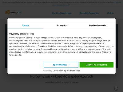 Ekredyt24.com.pl porównywarka