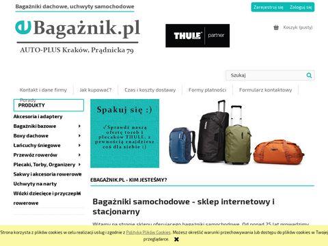 Ebagażnik.pl - poprzeczki dachowe