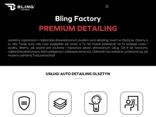 Bling Factory auto detailing