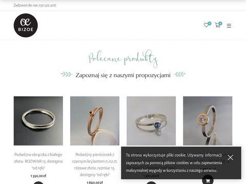 Bizoe.pl - oryginalna biżuteria