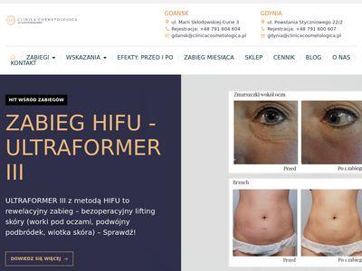 Clinica Cosmetologica zabiegi kosmetologiczne