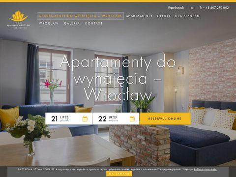 Apartamenty dla firm Wrocław