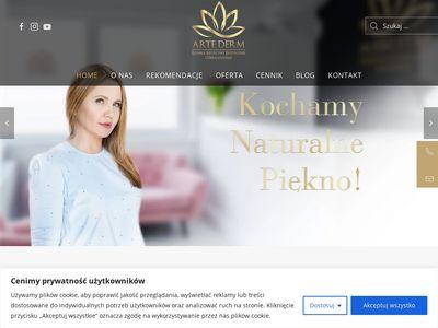 Usuwanie zmarszczek - artederm.pl