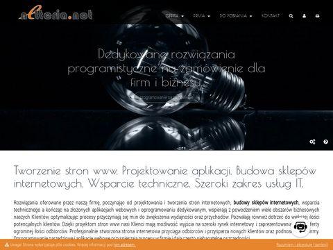 Tworzenie stron www i aplikacji