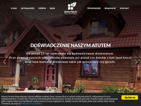 Naturtech.eu - budowa domów drewnianych