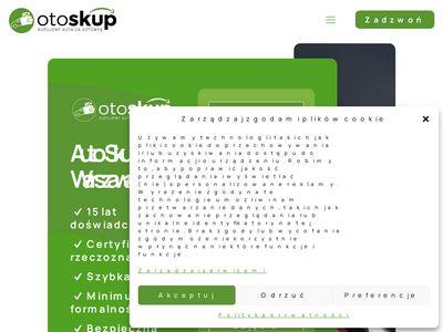 Otoskup.pl aut Warszawa