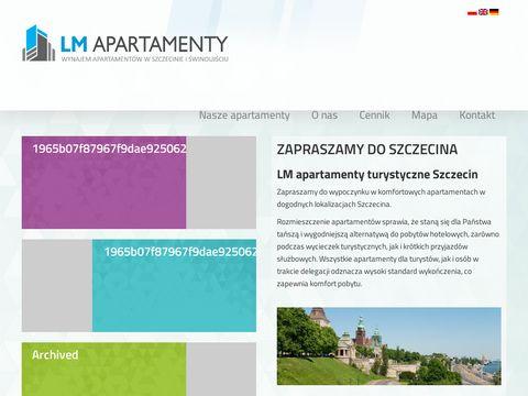 Komfortowe apartamenty
