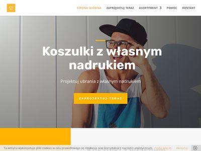 Kreator-nadruku.pl bluzy