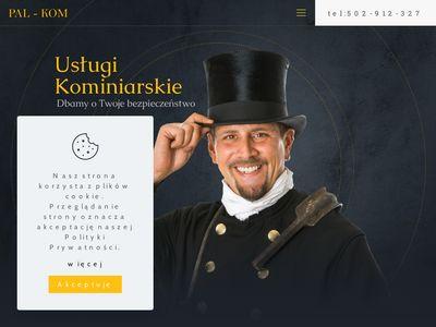 Kominiarzgdansk.com.pl Gdynia, Wejherowo, Rumia