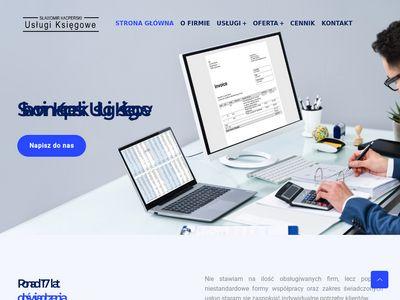 Usługi księgowe - Sławomir Kacperski