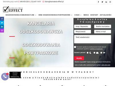 Kancelaria-effect.pl firma windykacyjna