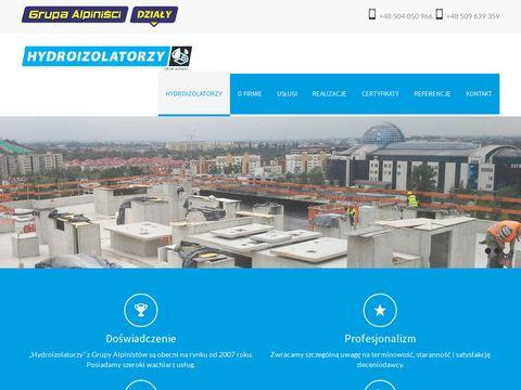 Hydroizolatorzy.com.pl dachów