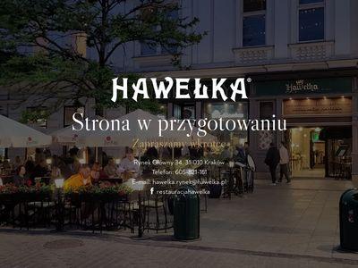 Hawełka chrzciny Kraków
