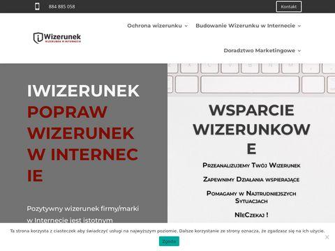 IWizerunek.pl - w Internecie