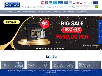 Telmor.pl producent urządzeń telekomunikacyjnych
