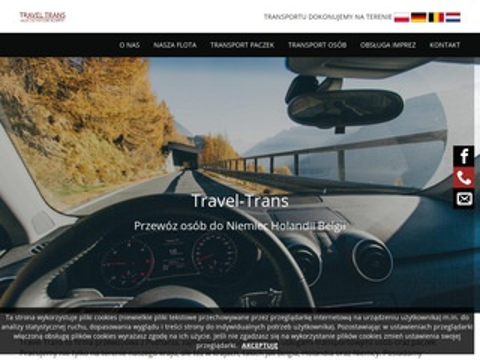 Travel-trans.pl - transport międzynarodowy
