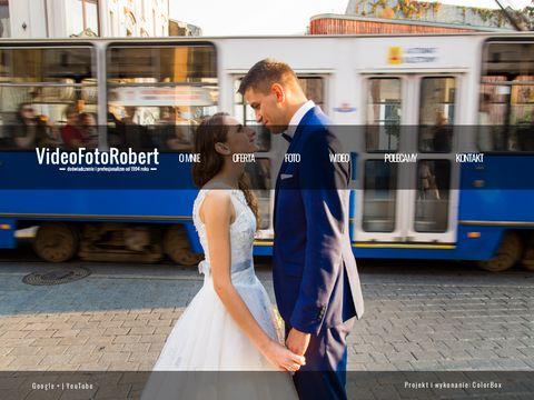 Video Foto Robert kamerzysta na ślub prawosławny