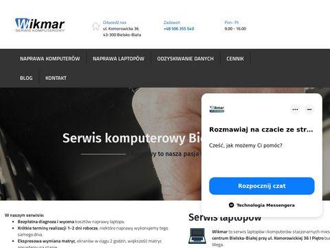 Wikmar serwis komputerowy Bielsko-Biała