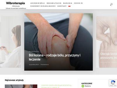 Wibroterapia.com serwis