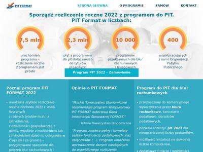 Pit-biuro.pl dla biur rachunkowych 2019