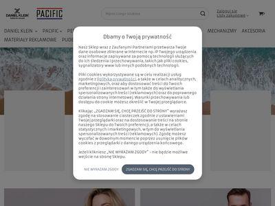 Hurtownia zegarków Perfect i Pacific