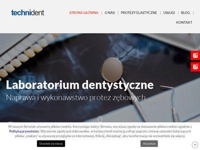 Usługi protetyczne w Poznaniu