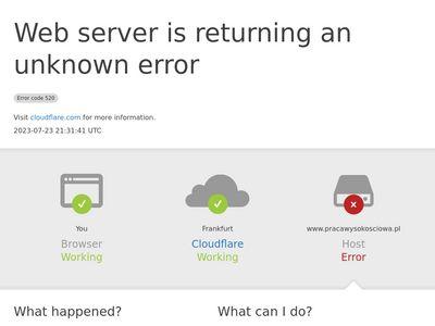 Pracawysokościowa.pl - montaż reklam, Poznań