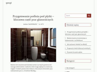 Qseo.pl - spis stron www
