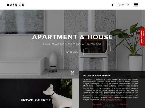 Russjan - luksusowe domy i apartamenty