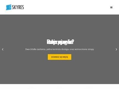 Skyres Rzeszów - nowe mieszkania