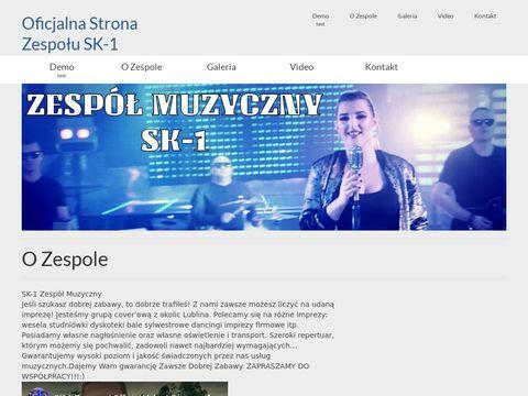 Zespół weselny SK-1
