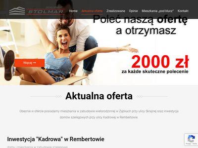 Stolmardevelopment.pl domy bezczynszowe Rembertów