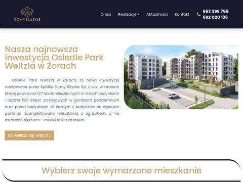 Domyslaskie.pl - Mysłowice sprzedaż mieszkań