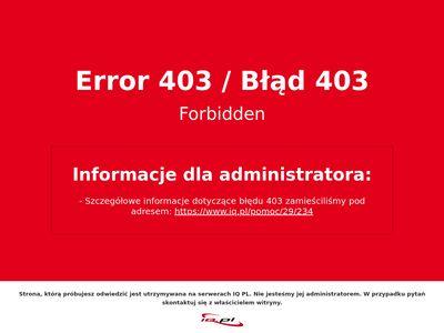 Damed - sprzęt ortopedyczny rehabilitacyjny