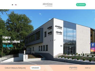 NZOZ specjalistyczne centrum stomatologii Dentima