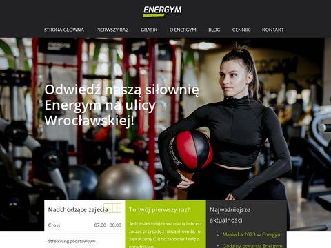 Energym - fitness i siłownia