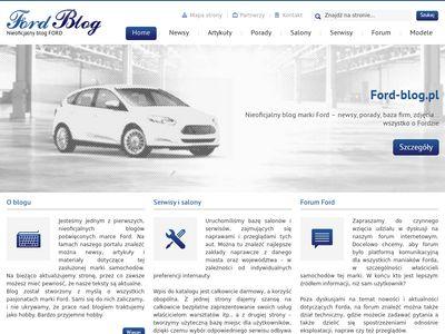Blog Forda