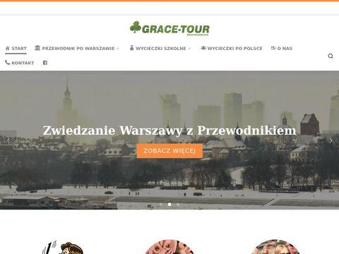 Grace Tour - agencja turystyczna