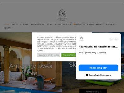 Antyczny Dwór hotel i restauracja